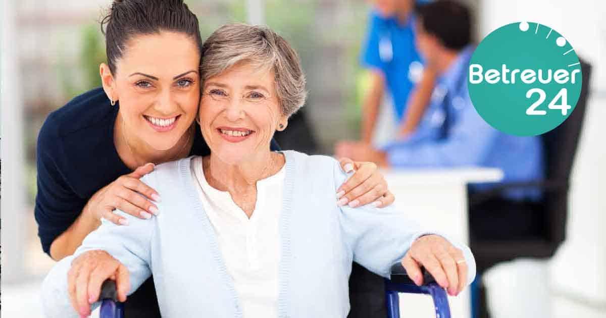 24 Stunden Pflege / Betreuung durch Betreuer24