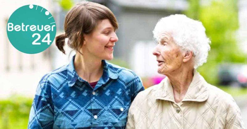 24 Stunden Betreuung - Private Seniorenbetreuung, mit Erfahrung Fachwissen