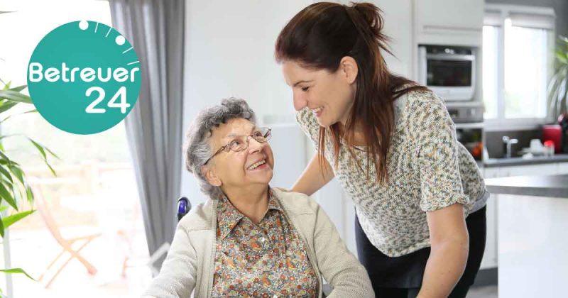 Pflege - Zu Hause Wohnen statt im Pflegeheim | Pflege da Heim