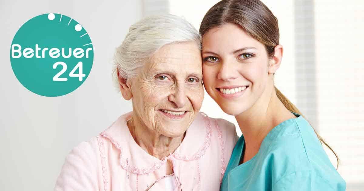 Seniorenbetreuung 24 Stunden Betreuung zu Hause – Tages Ablauf