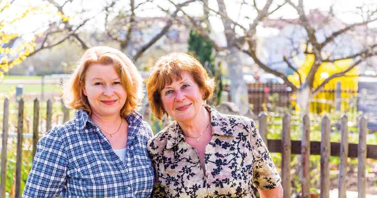 Pflege - Tipps zur Unterstützung älterer Nachbarn