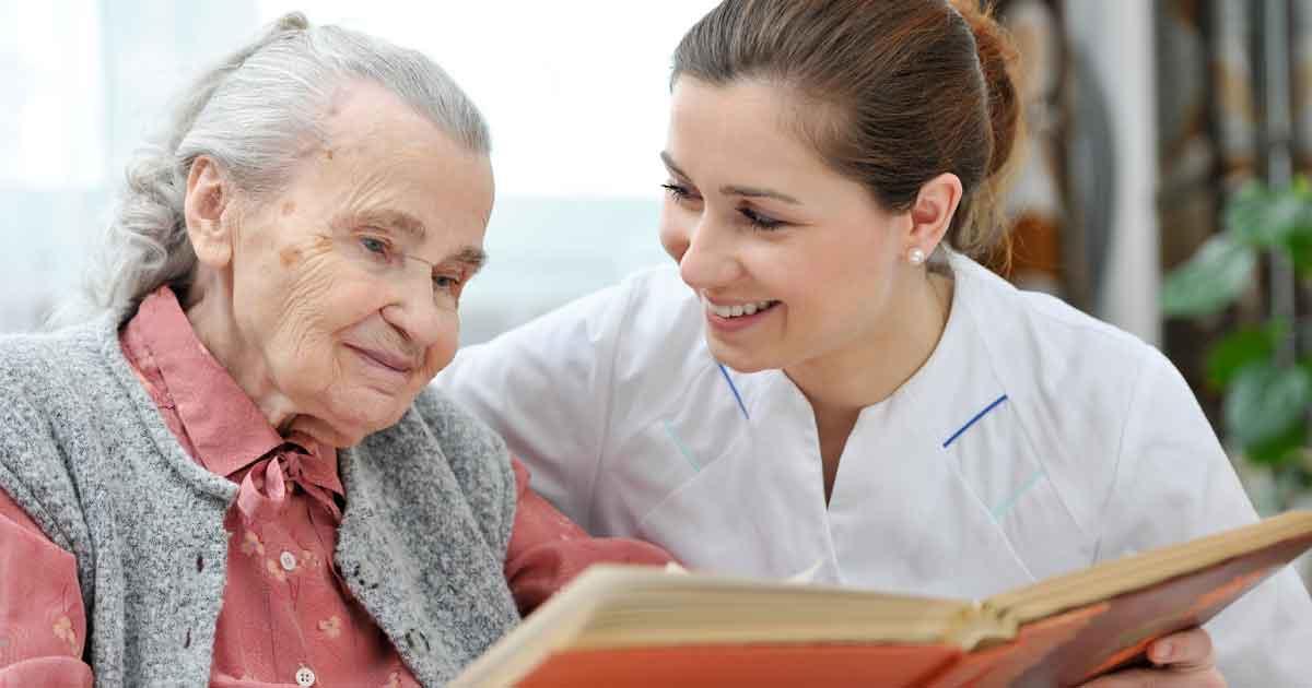 Alzheimer – 24 Stunden Pflege