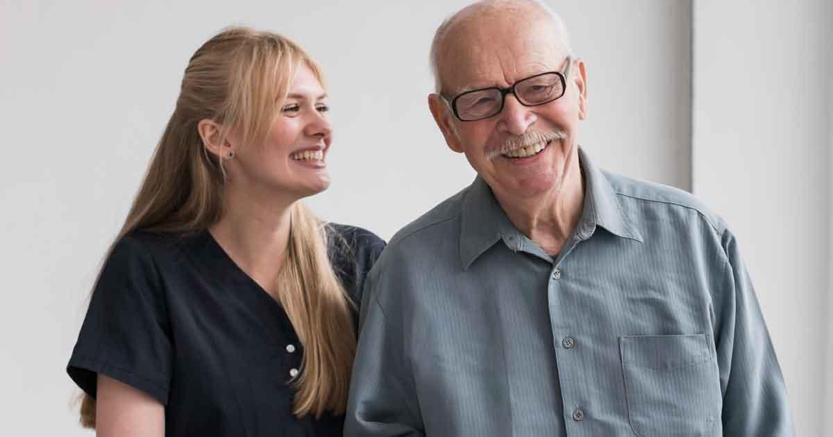 Altenpflege rund um die Uhr - 24 Stunden Pflege