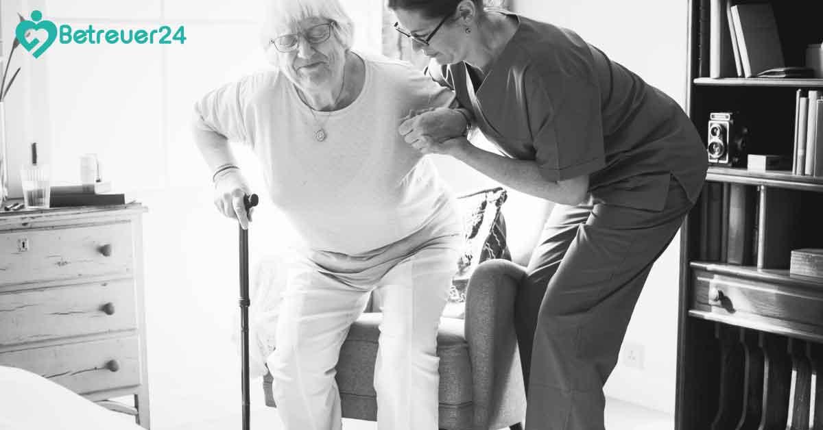 Übungen für Parkinson Patienten - 24 Stunden Pflege
