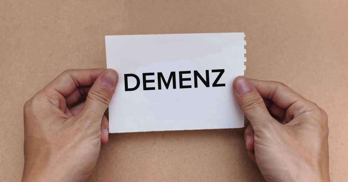 5 Maßnahmen zu Vorbeugung von Demenz - Pflege