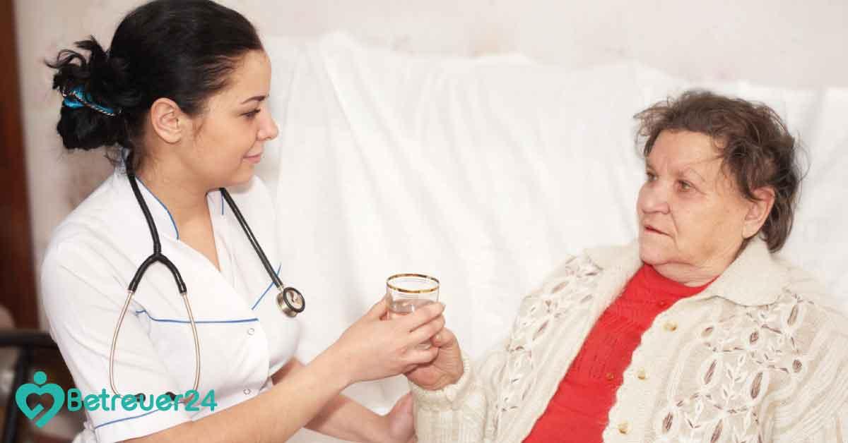 Häufige Erkrankungen bei Senioren - 24 Stunden Pflege